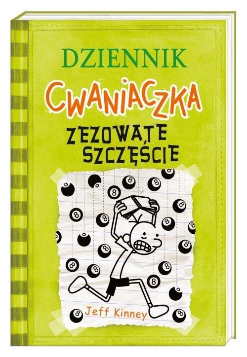 okładka Dziennik cwaniaczka Zezowate szczęścieksiążka |  | Jeff Kinney