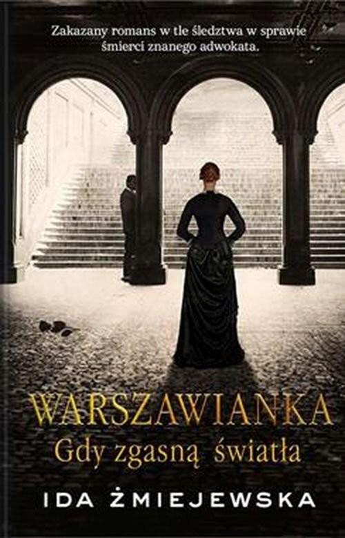 okładka Warszawianka Gdy zgasną światłaksiążka      Ida Żmiejewska