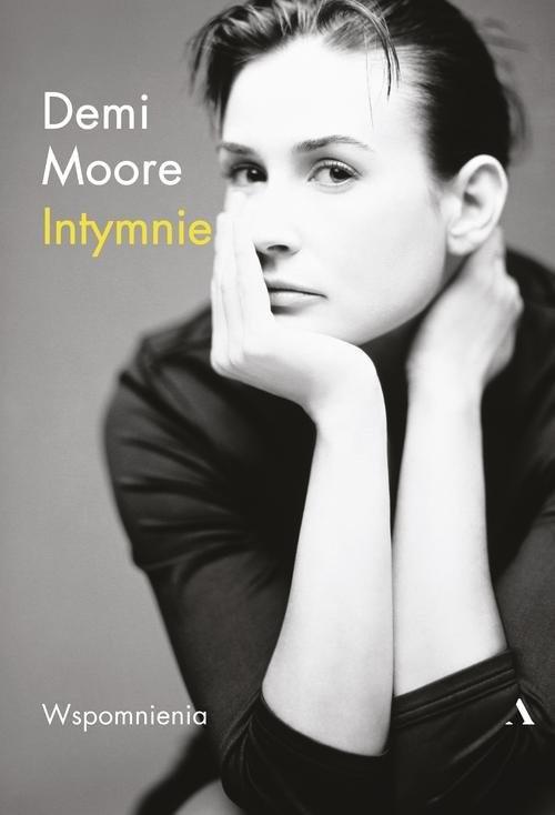 okładka Intymnie Moje wspomnieniaksiążka |  | Moore Demi