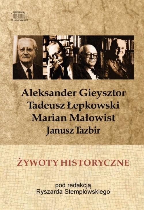 okładka Żywoty historyczneksiążka |  |