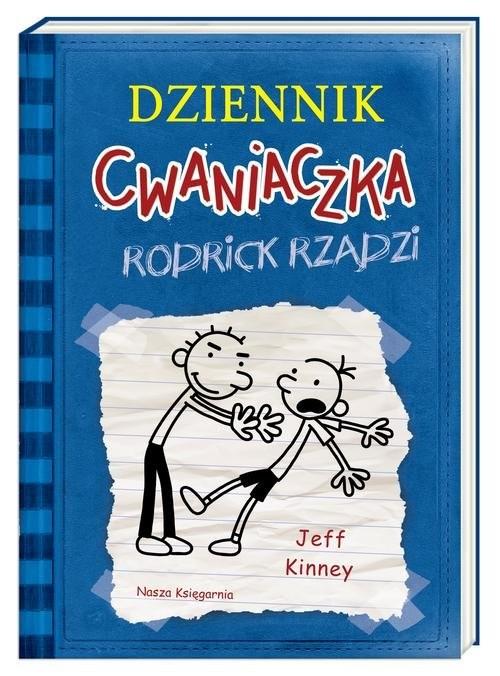 okładka Dziennik cwaniaczka Rodrick rządziksiążka |  | Jeff Kinney