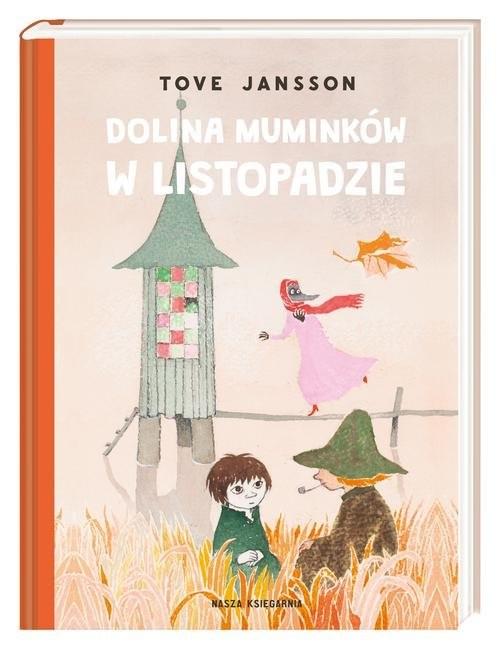 okładka Dolina Muminków w listopadzieksiążka      Tove Jansson