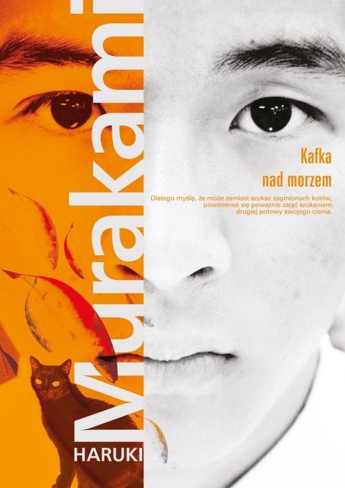 okładka Kafka nad morzemksiążka      Haruki Murakami