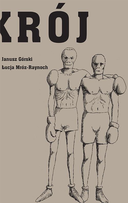 okładka Przekrój przez Mrozaksiążka |  | Janusz Górski, Łucja Mróz-Raynoch