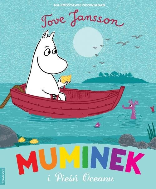 okładka Muminek i pieśń oceanuksiążka |  | Tove Jansson