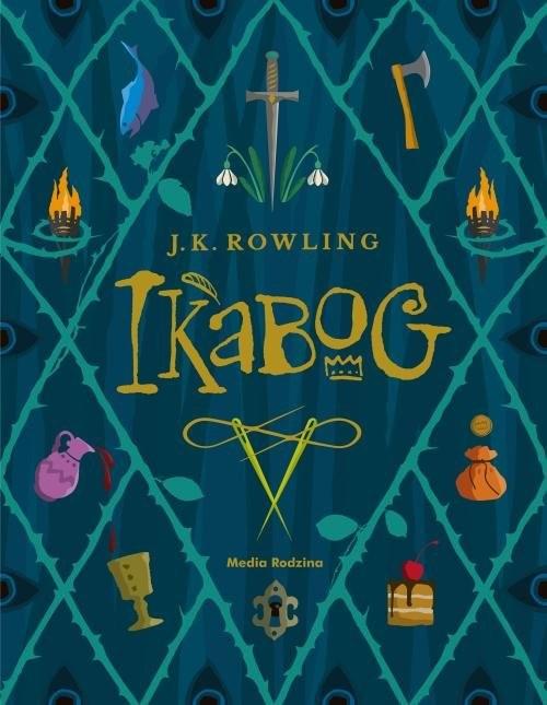 okładka Ikabogksiążka |  | Joanne K. Rowling