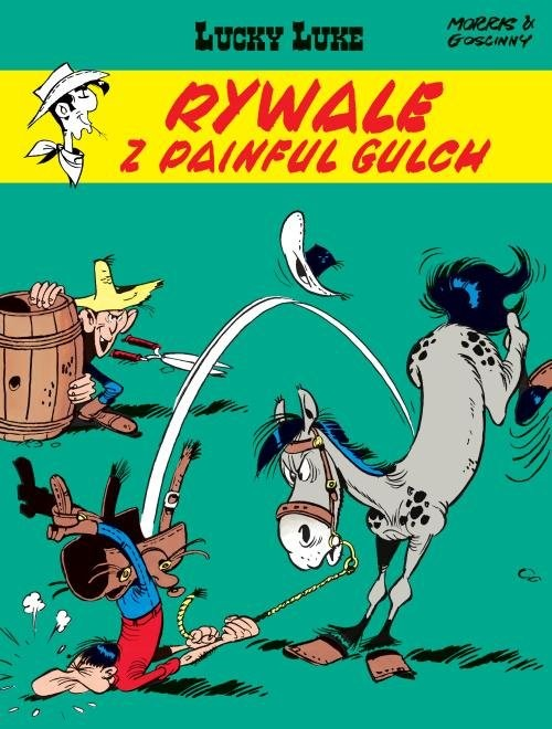 Lucky Luke Rywale z Painful Gulch