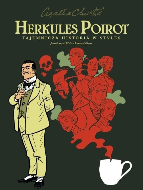 okładka Herkules Poirot Tajemnicza historia w Stylesksiążka |  | Agata Christie