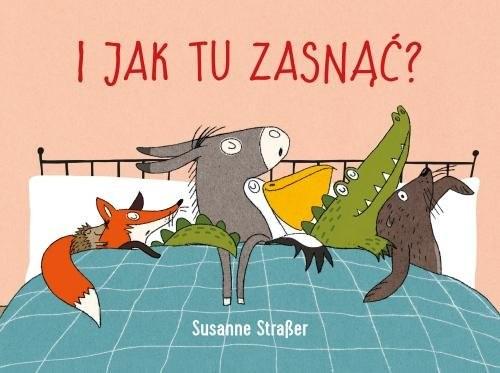 okładka I jak tu zasnąć?książka |  | Straber Susanne