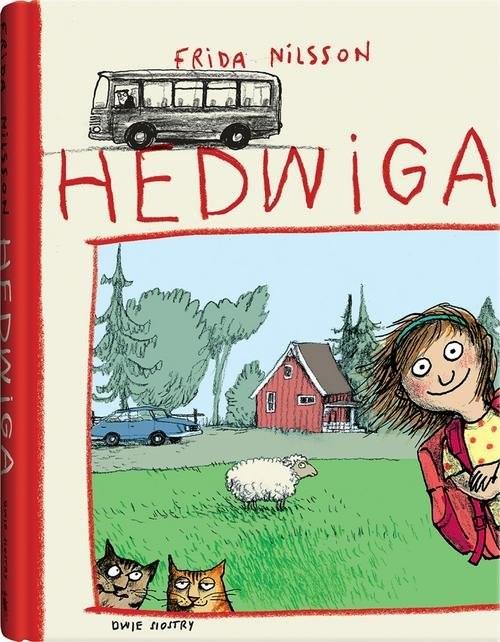 okładka Hedwigaksiążka      Nilsson Frida
