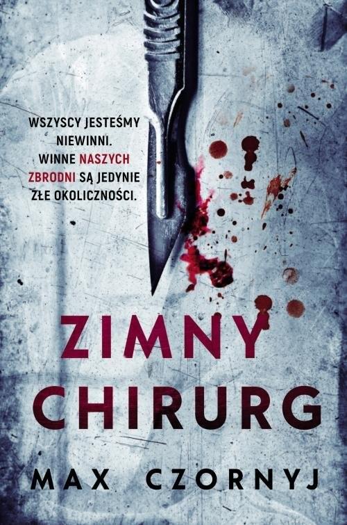 okładka Zimny chirurgksiążka |  | Max Czornyj