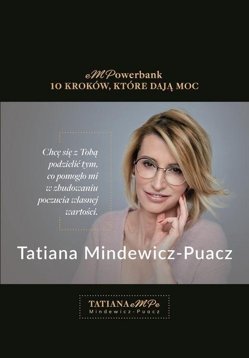 okładka EmPower Bank 10 kroków które dają mocksiążka |  | Mindewicz-Puacz Tatiana