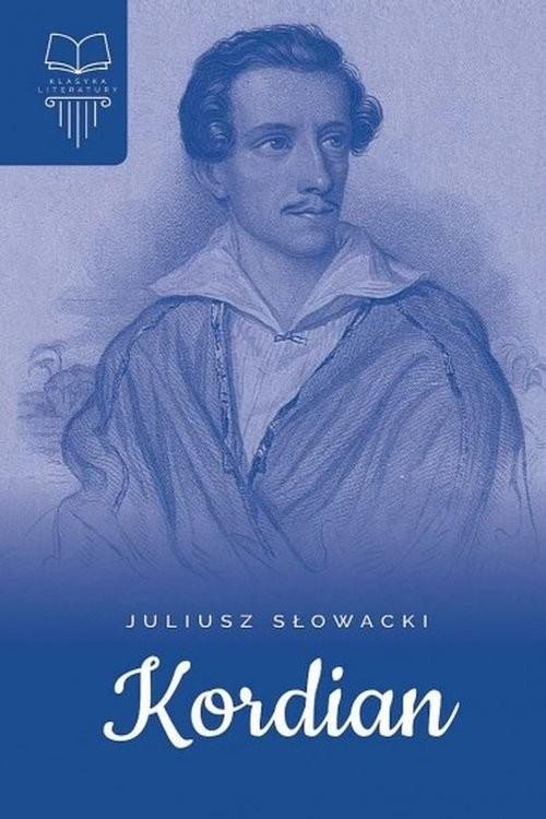 okładka Kordianksiążka      Juliusz Słowacki
