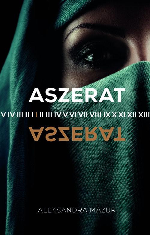 okładka Aszeratksiążka |  | Mazur Aleksandra