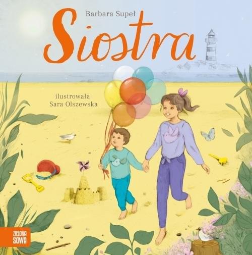 okładka Siostraksiążka      Supeł Barbara