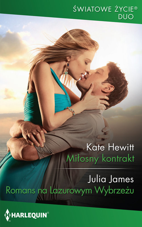 okładka Miłosny kontraktksiążka |  | Kate Hewitt