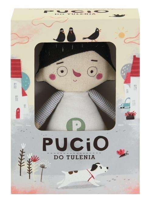 okładka Pucio do tuleniaksiążka |  | Galewska-Kustra Marta