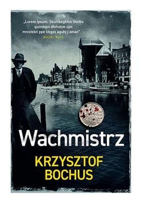 okładka Wachmistrzksiążka |  | Krzysztof Bochus