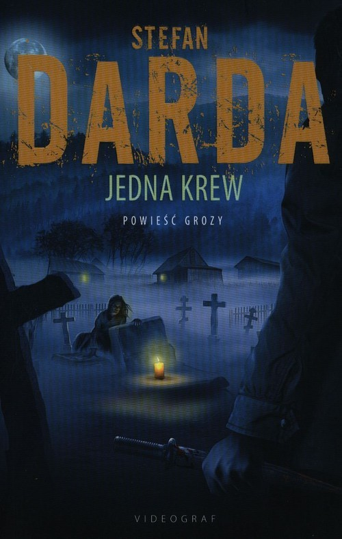 okładka Jedna Krewksiążka      Stefan Darda