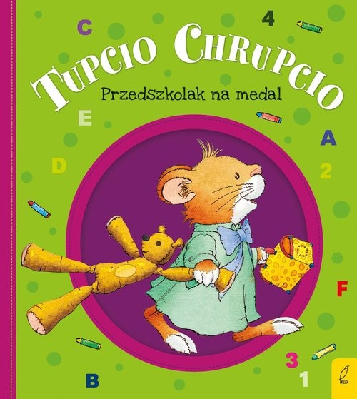 okładka Tupcio Chrupcio Przedszkolak na medalksiążka |  | Eliza Piotrowska