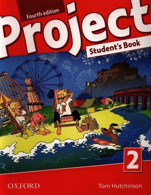 okładka Project 2 Student's Book False Beginner to Intermediate (A1-mid B1)książka |  | Hutchinson Tom
