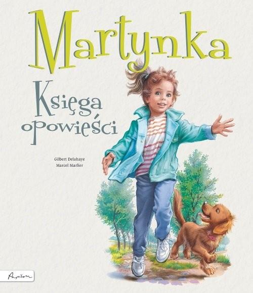 okładka Martynka Księga opowieściksiążka |  | Gilbert Delahaye