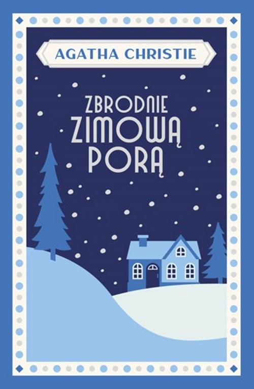 okładka Zbrodnie zimową porąksiążka |  | Agata Christie