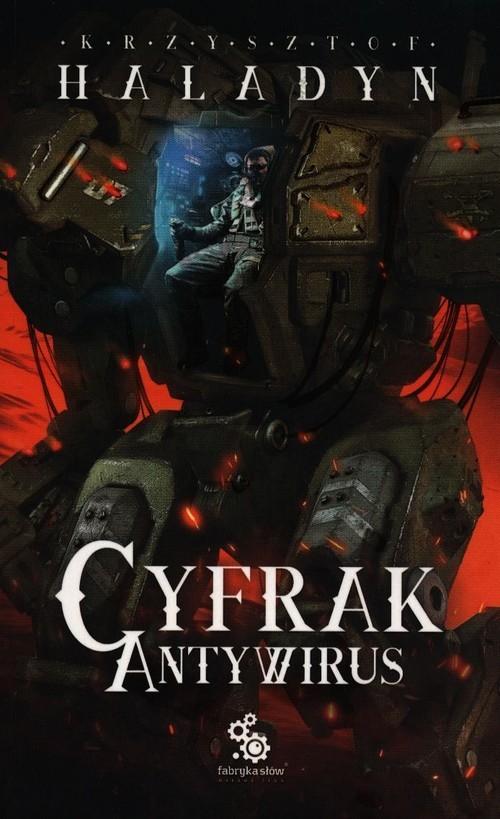 okładka Cyfrak Tom 2 Antywirusksiążka |  | Haladyn Krzysztof