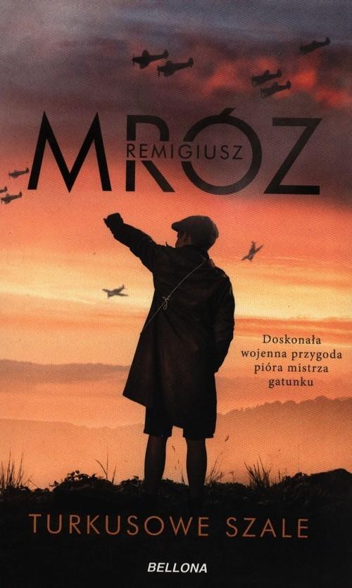 okładka Turkusowe szaleksiążka |  | Remigiusz Mróz