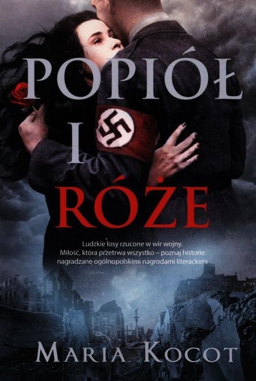 okładka Popiół i różeksiążka      Maria Kocot