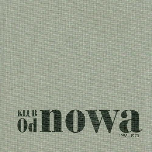 okładka Klub Od nowa 1958-1970książka     