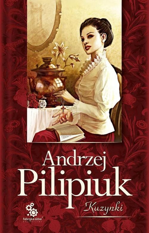 okładka Kuzynkiksiążka |  | Andrzej Pilipiuk