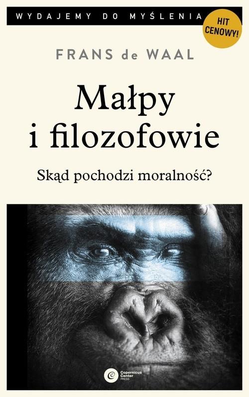 okładka Małpy i filozofowie Skąd pochodzi moralność?książka |  | Waal Frans