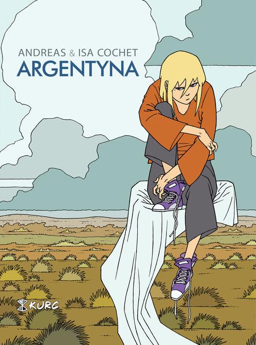 okładka Argentynaksiążka |  | Andreas, Lisa Cochet