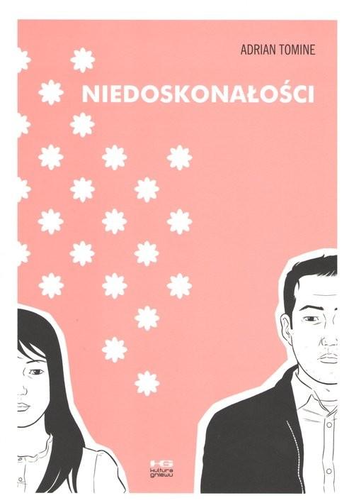 okładka Niedoskonałościksiążka      Tomine Adrian