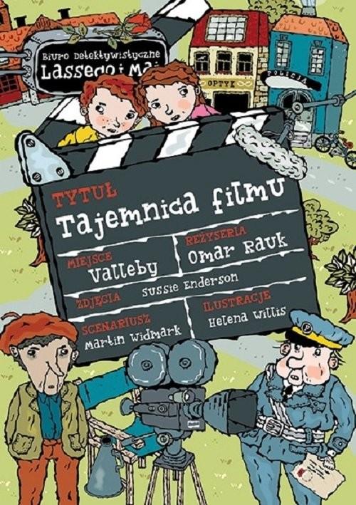 okładka Biuro Detektywistyczne Lassego i Mai Tajemnica filmuksiążka |  | Martin Widmark