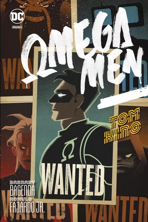 okładka Omega Men To już koniecksiążka |  |