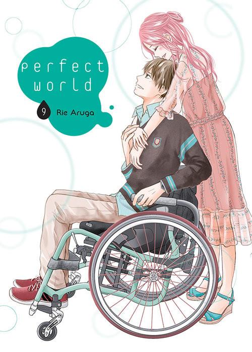 okładka Perfect World 9książka |  | Aruga Rie