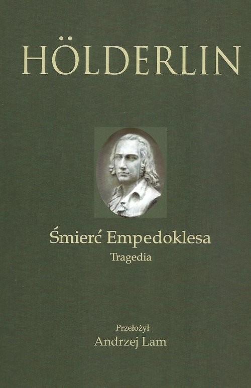okładka Śmierć Empedoklesa Tragediaksiążka |  | Holderlin