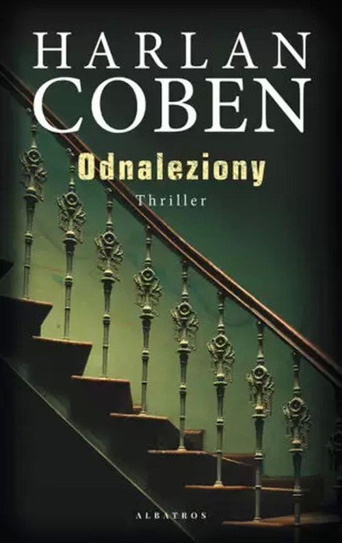 okładka Odnalezionyksiążka |  | Harlan Coben