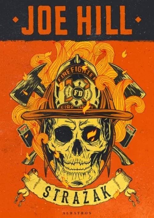 okładka Strażakksiążka |  | Joe Hill