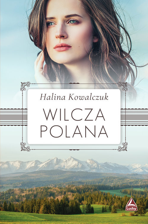 okładka Wilcza polanaksiążka      Halina Kowalczuk