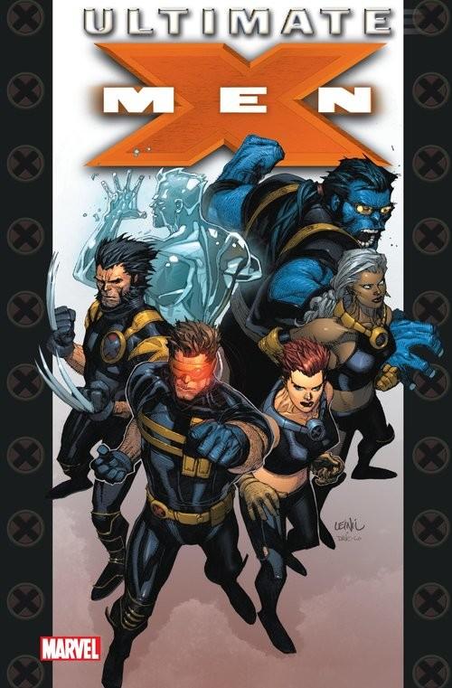 okładka Ultimate X-Men Tom 1książka |  | Millar Mark