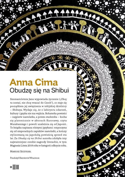 okładka Obudzę się na Shibuiksiążka      Anna Cima