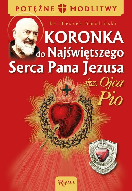 okładka Koronka do NSPJ ojca Pioksiążka |  | Smoliński Leszek