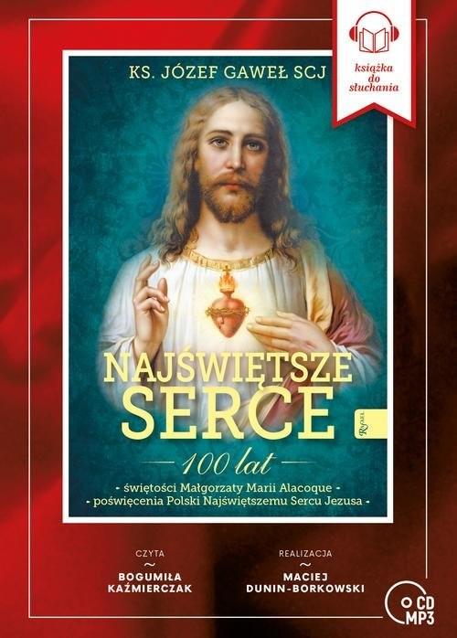 okładka Najświętsze Serceksiążka |  | Gaweł Józef