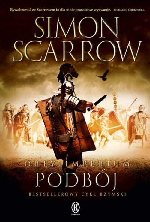 okładka Orły imperium Podbójksiążka |  | Simon Scarrow