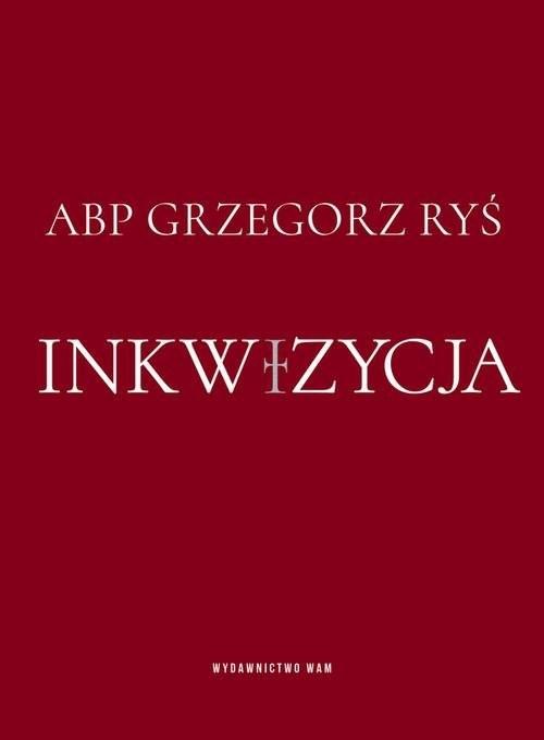 okładka Inkwizycjaksiążka |  | Grzegorz Ryś