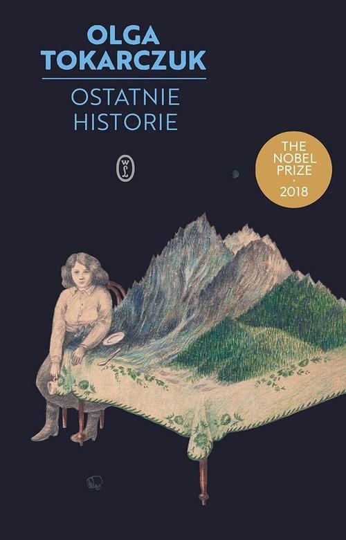 okładka Ostatnie historieksiążka |  | Olga Tokarczuk