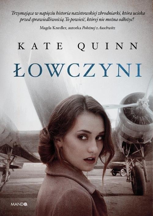 okładka Łowczyniksiążka |  | Quinn Kate